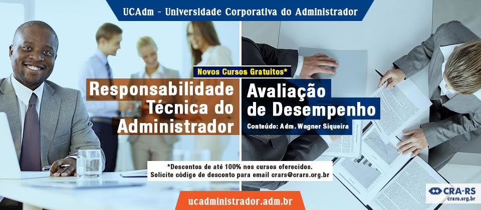 UCAdm - UNIVERSIDADE CORPORATIVA DO ADMINISTRADOR