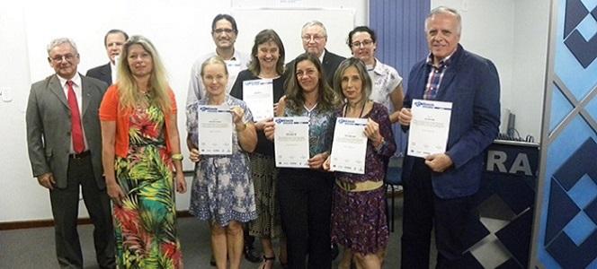 CRA-RS realiza entrega do Prêmio Astor Roca de Barcellos