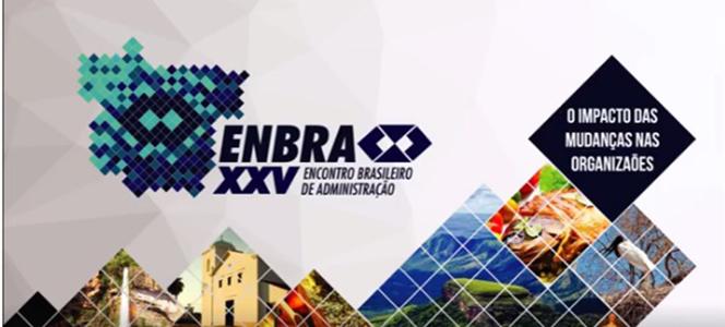 Prazo para submissão de trabalhos ao XXV ENBRA é prorrogado para 17 de julho