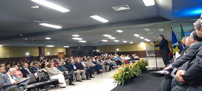 XXV ENBRA reúne mais de 900 pessoas em Cuiabá
