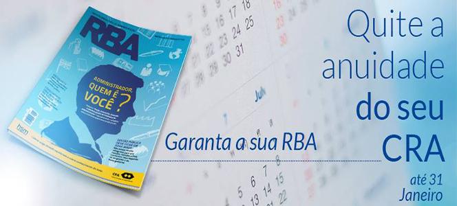 CRA-RS oferece descontos no pagamento da anuidade