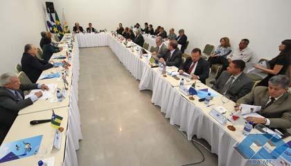 CRA-RS participa da 3ª Assembleia de Presidentes do Sistema CFA/CRAs em Cuiabá