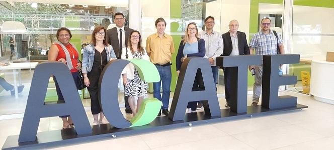 CRA-RS faz visita técnica ao quinto melhor ecossistema de inovação da América Latina