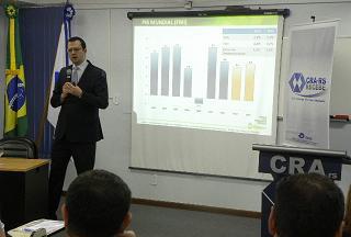 CRA Recebe destaca cenário econômico para 2013