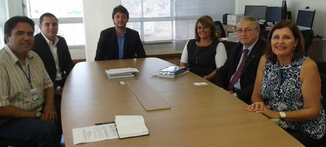 CRA-RS reúne-se com TCU para discutir prestação de contas dos Conselhos de Fiscalização Profissional