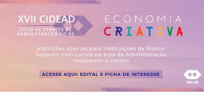 XVII CIDEAD: inscrições abertas para Instituições de Ensino Superior