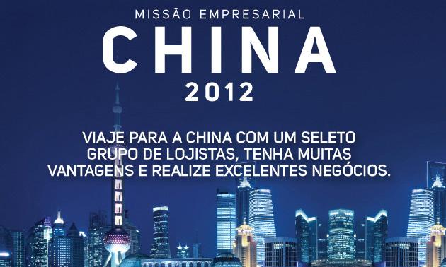Administradores têm valores diferenciados nos pacotes para Missão Empresarial China 2012