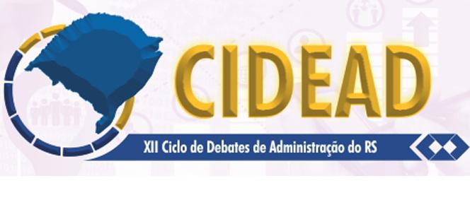 Santiago e Alegrete recebem as próximas edições do CIDEAD