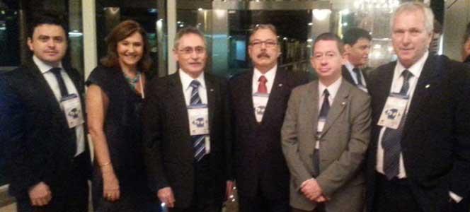CRA-RS integra Convenção do Sistema CFA/ CRAs 2014