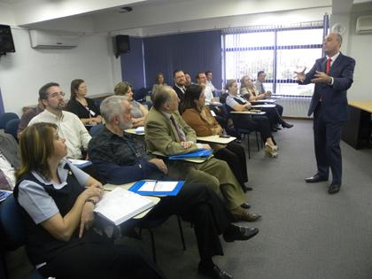 Ciclo de Palestras 2011 apresenta ideias para o ensino gaúcho