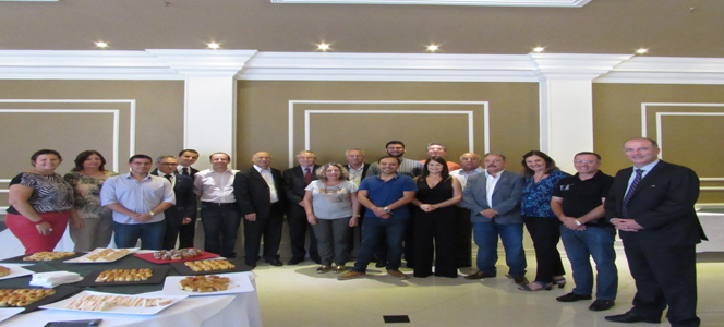 Encontro de Delegados e Conselheiros do CRA-RS  discute atual situação brasileira