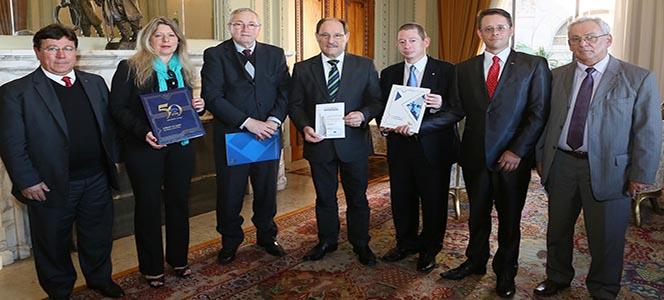 CRA-RS convida Governador do Estado para solenidade do Prêmio Mérito em Administração