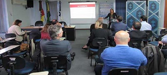 CRA Recebe encerra semana do Ciclo de Palestras sobre Gestão Pública