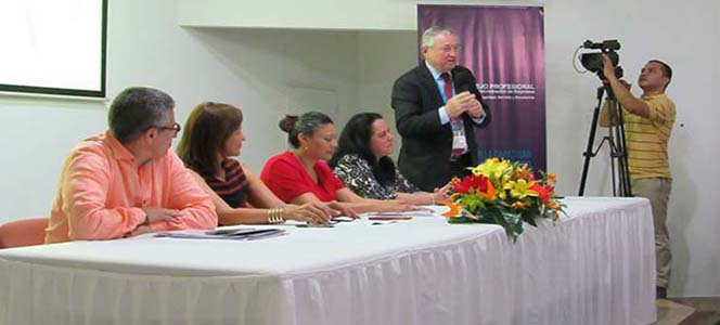 Coquetel de boas-vindas dá início ao XII Congresso Mundial de Administração