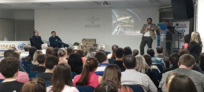 CIDEAD em Taquara destaca o papel do empreendedorismo na mudança do Brasil