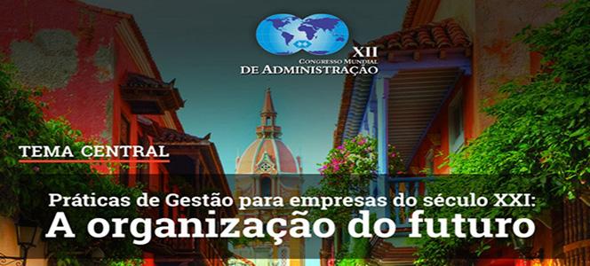 Inscreva-se no XXI Congresso Mundial de Administração