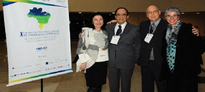 Câmara de Mediação e Arbitragem participa do X Encontro Nacional CONIMA de Arbitragem e Mediação