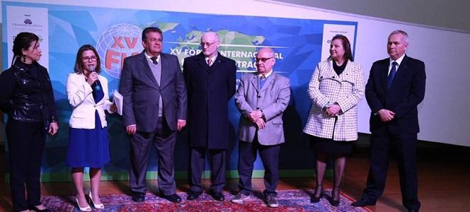 XV Fórum Internacional de Administração é lançado oficialmente em Porto Alegre