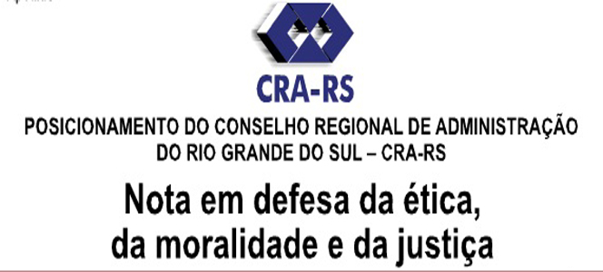 POSICIONAMENTO CRA-RS