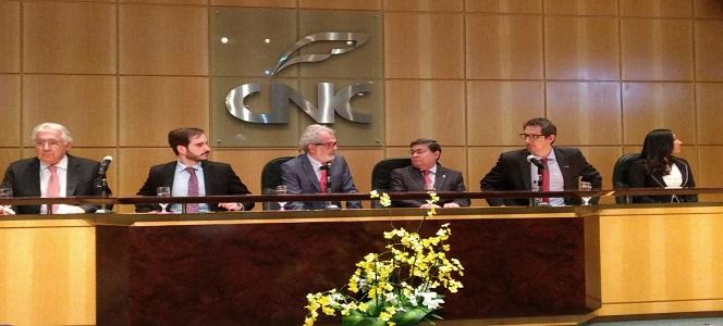 Solenidade de posse da nova diretoria da Conaje acontece em Brasília