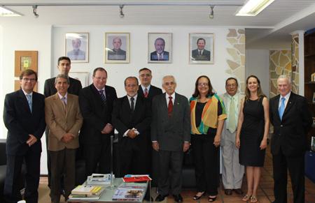 Presidente do CRA-RS integra nova diretoria da Angrad