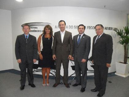 CRA-RS realiza ações para divulgar a Missão Acadêmico Empresarial de Administração