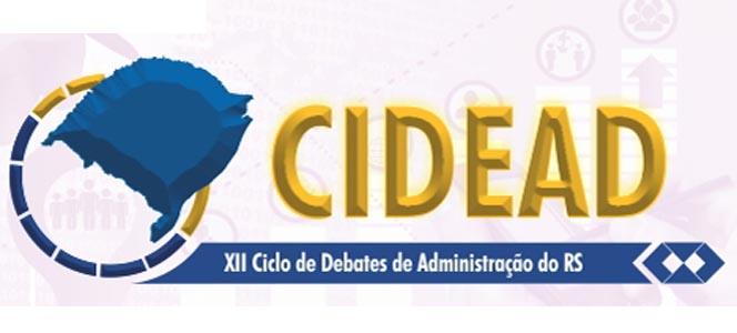 Outubro tem edições do Ciclo de Debates de Administração