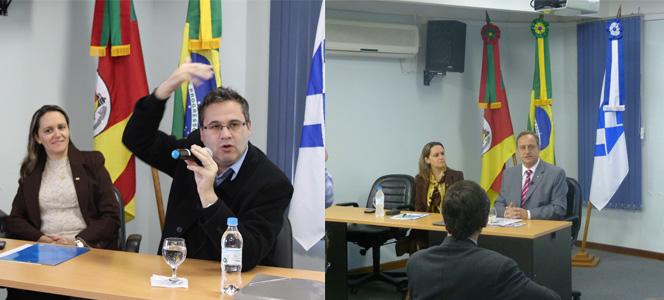 CRA Recebe Especial: Candidatos apresentam suas propostas para a Administração Pública