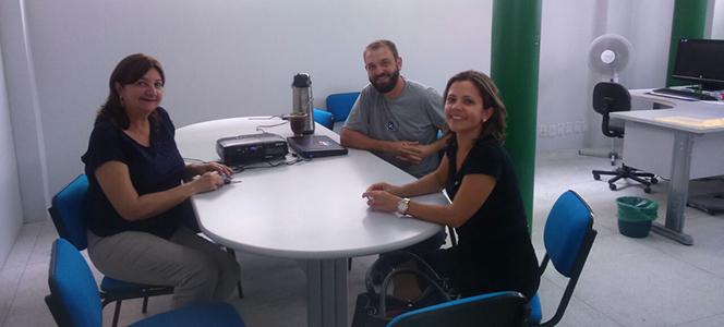 CRA-RS se reúne com UFSM para parcerias futuras