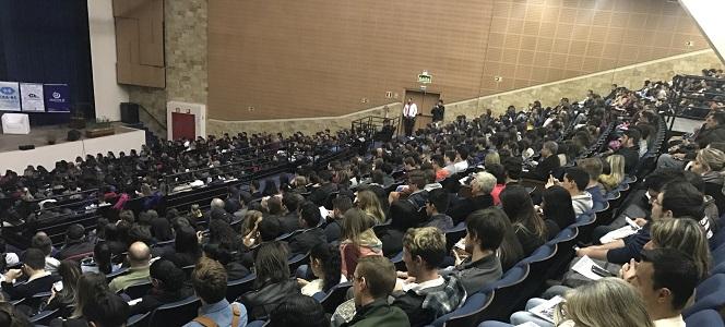 XVI CIDEAD: Recorde de público para o  debate sobre inovação em Santa Maria
