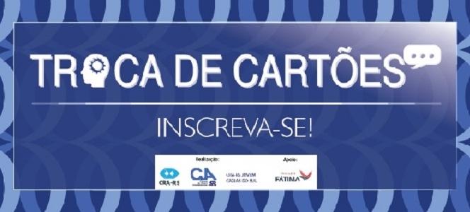 Troca de Cartões está com inscrições abertas em Caxias do Sul