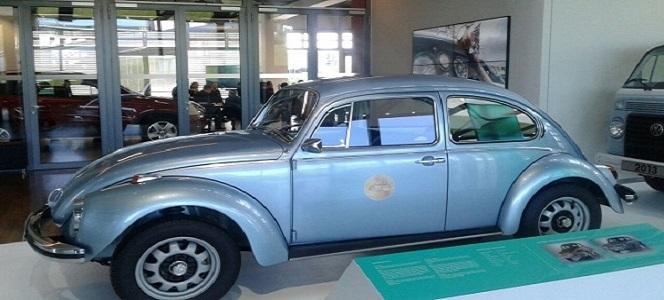 Volkswagen: um pouco da história automobilística