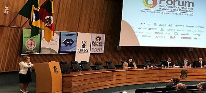 Mídia social e ética pautam debates no VII Seminário de Fiscalização Profissional