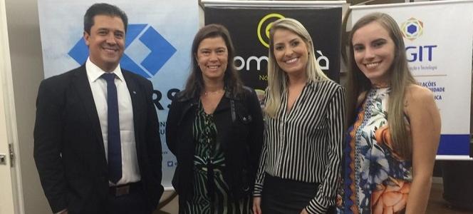 """CRA-RS marca presença no 1º Mulheres Empreendedoras"""" em Ijuí"""