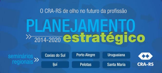CRA-RS realiza Seminários de Adequação da Gestão Estratégica e Construção do Mapa Estratégico do Administrador Gaúcho