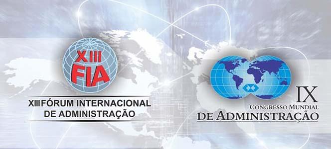 Comunicado sobre reservas de hotel e inscrições no XIII FIA/IX Mundial de Administração