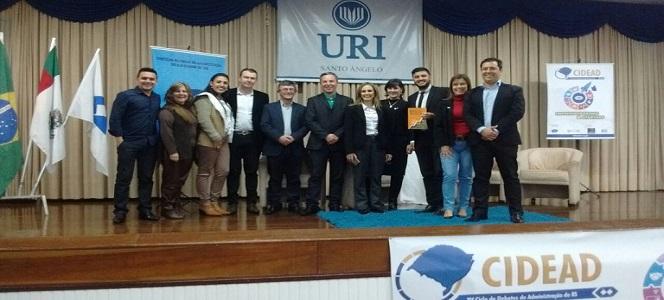 Ciclo de Debates de Administração chega à região das Missões