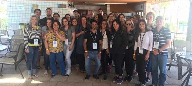 Planejamento do exercício 2019 é tema de encontro de conselheiros e colaboradores em Torres (RS)