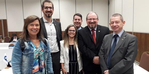 CRA-RS vai a Brasília para Plenária do CFA e Reunião de Presidentes do Sistema CFA/CRAs