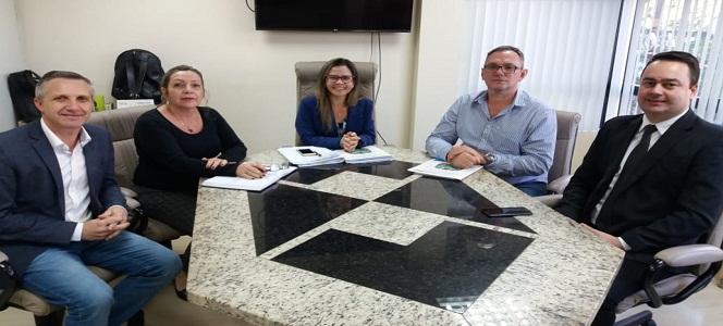 CRA-RS é convidado a apoiar projeto de reestruturação de hospitais de pequeno porte do Estado