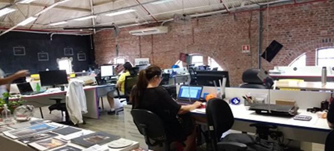 CRA-RS prepara convênio com o Nós Coworking