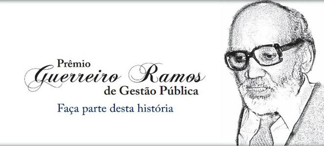 Maio é o último mês para se inscrever no Prêmio Guerreiro Ramos de Gestão Pública
