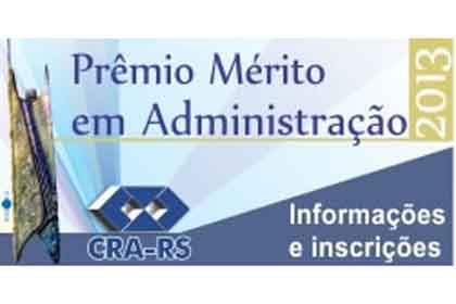 Prêmio Mérito em Administração: inscrições vão até 17 de junho