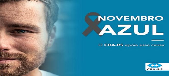CRARS apoia o Novembro Azul